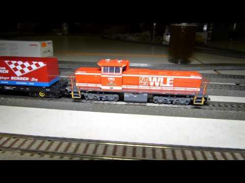 20. Stummi-Treff WN,  08 - WLE Lok 51, Typ: G1206