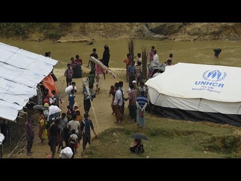UN chief renews call to address grievances of Rohingya fleeing violence in Myanmar
