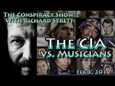 The CIA vs Musicians & Artists (Mind Control)  | TCS LIVESTREAM Feb 3