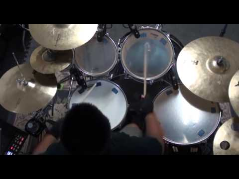 This Is The Day by Planetshakers (Drum Cover by Anjelo Gana)