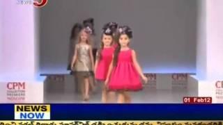 Kids Ramp Walk In Fashion Shows (TV5)