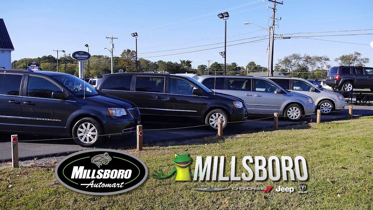 Dodge Dealers In Delaware >> All New Millsboro Chrysler Dodge Jeep Ram Dealership Of Delaware