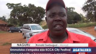 SPORTS:Emmotoka z'empaka eza KCCA City Festival