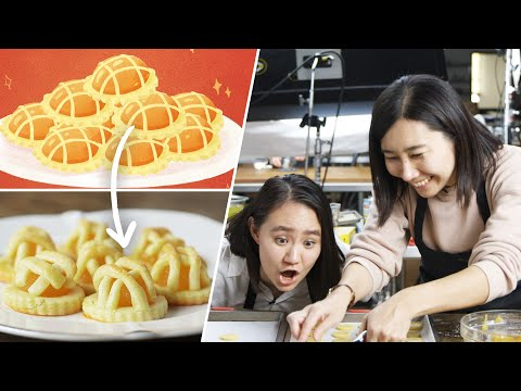 Can This Chef Recreate My Childhood Cookie? • Tasty