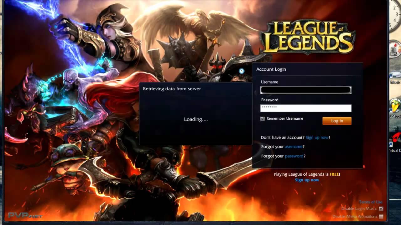 TRYNDAMERE DEMONBLADE SKIN GIVEAWAY - League of Legends