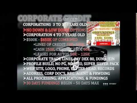 Commercial Financing 100 LTV
