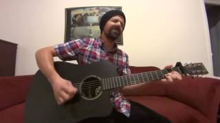 Reverend (Kings Of Leon) acoustic cover by Joel Goguen