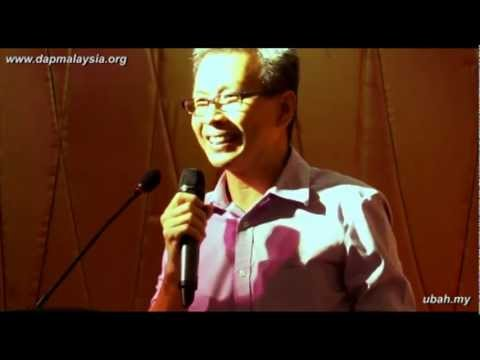 Tony Pua on Talam, Syabas and other financial improprieties in Selangor and Malaysia