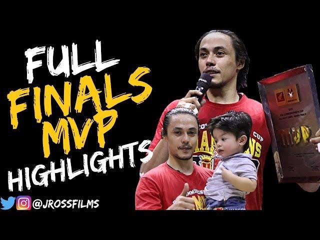 Terrence Romeo Full FiNALS MVP Highlights! BACK 2 BACK CHAMPIONSHIPS!