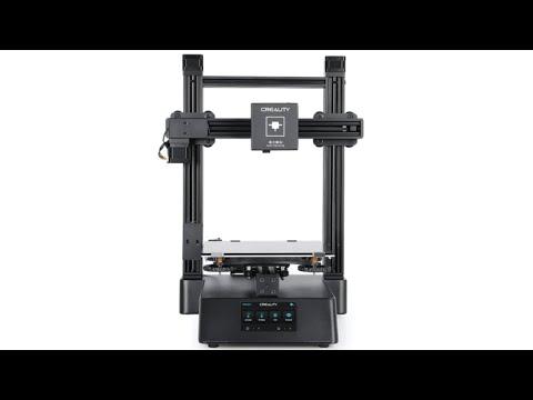 Creality CP-01: Laser-, CNC- und 3D-Drucker im Test