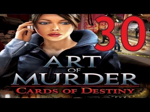 Art of Murder: Cards of Destiny Walkthrough part 30  