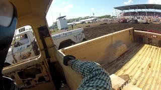 2012 pembina county fair pickup demolition derby gopro hd hero2