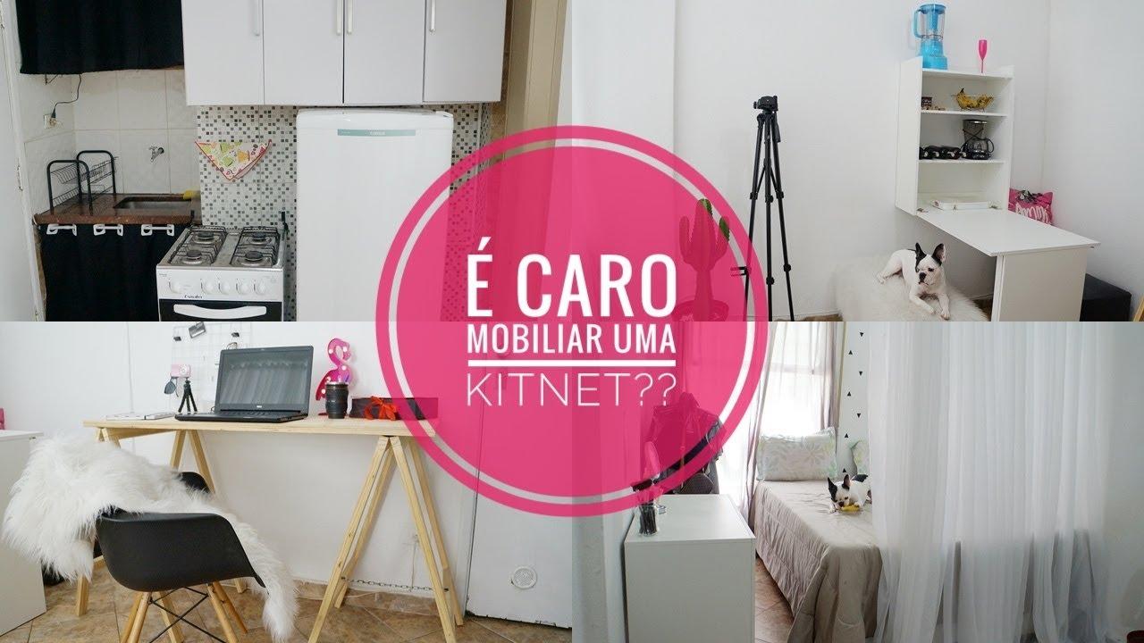 Quanto Custa Mobiliar Uma Kitnet Apartamento Casa