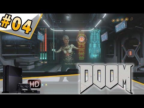 DOOM (mode : Ultraviolence) - Episode #04 [PS4] Olivia quelle garce !