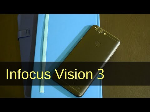 InFocus Vision 3 Review Videos