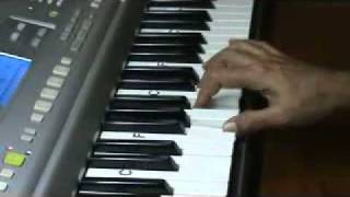 allah ke bande.. on piano by mmv