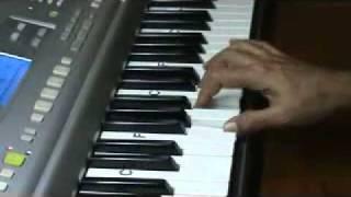 allah ke bande.. on piano by mmv