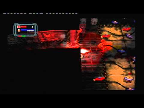 Loaded - PS1 Playthrough - Level 9 - Space Port Level 2 - Part 1