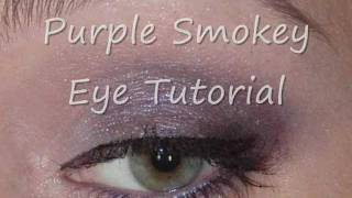 Purple Smokey Eye using wet n wild lust and petal pusher EASY!