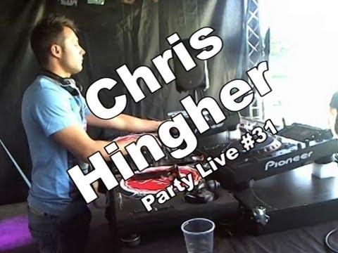 Party Live #31 Chris Hingher @ Festiv'ans 02 06 2013