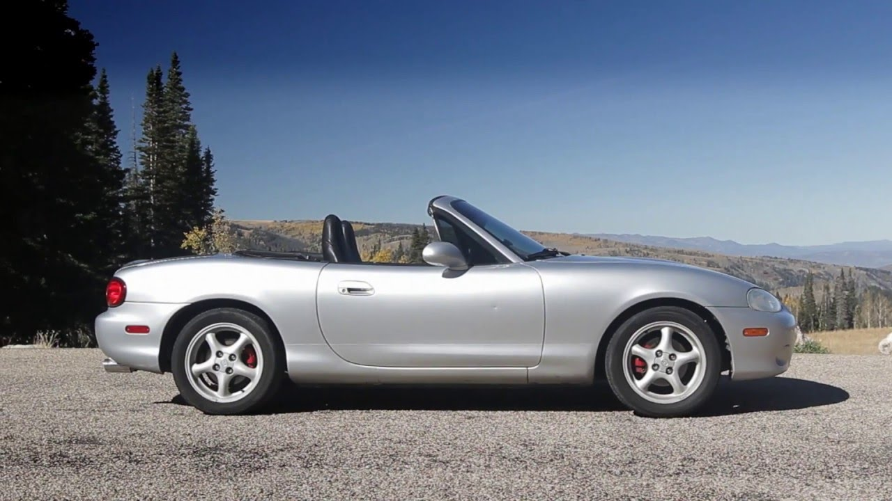 mazda miata mx5 2nd gen nb sights sounds beauty. Black Bedroom Furniture Sets. Home Design Ideas