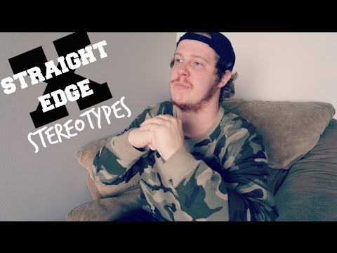 Straight Edge Stereotypes