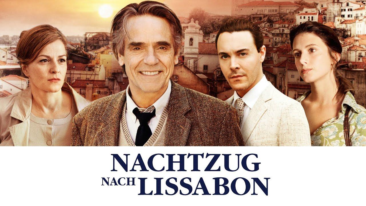 """Download """"Nachtzug nach Lissabon""""   Trailer Deutsch German & Kritik Review Jeremy Irons 2013 [HD]"""
