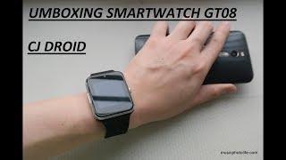 Unboxing Smartwatch GT08