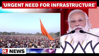 PM Modi Launches Key Projects In West Bengal, Says \