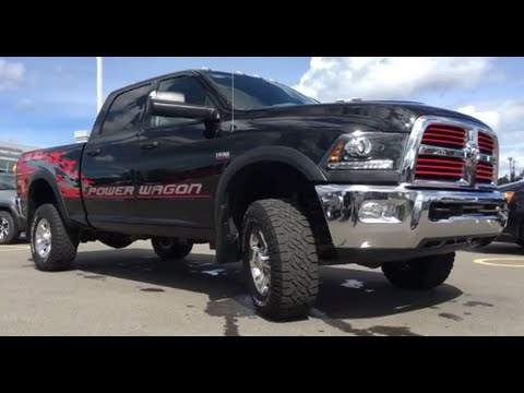 northland dodge pre owned used 2015 ram 2500 power wagon 4x4 6 4l heavy duty v8 hemi for sale. Black Bedroom Furniture Sets. Home Design Ideas