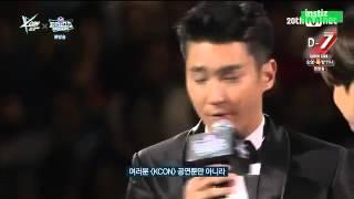 150813 super junior 슈퍼주니어 leeteuk siwon 엠카운트다운 m countdown feelz in la