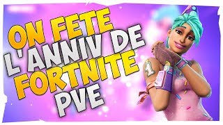 🔴 ON FET FORTNitE SAUVER THE WORLD - Fortnite PVE