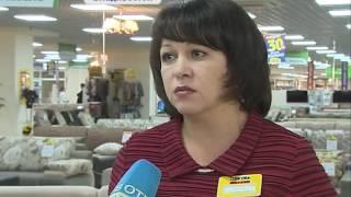 Доступные цены и акции привлекают посетителей магазинов