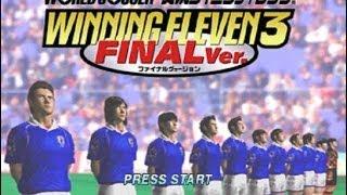 World Soccer Jikkyou Winning Eleven 3 - Final Ver. (Japan) (PS1) (1998)