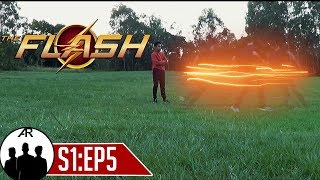 The Flash: Episode 5 - Return of The Flash (Fan Series)