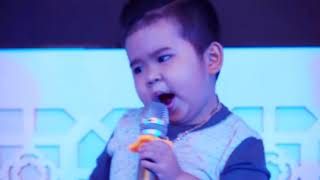 Khúc hát mừng sinh nhật - Ku Tin (MC Hà Ánh Xuân)