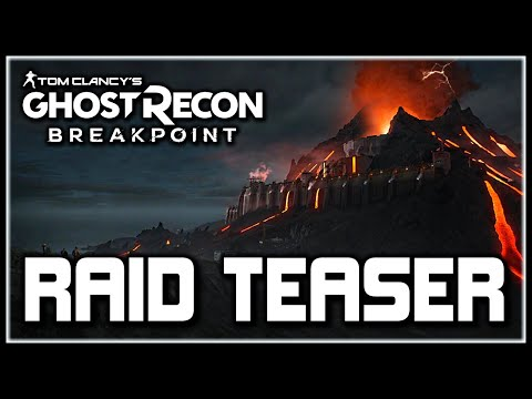 Ghost Recon Breakpoint | Project Titan Raid Teaser Trailer