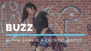 BUZZ II AASTHA GILL II BADSHAH II DANCE II CHOREOGRAPHY BY RITIKA SANKHLA II LASYA