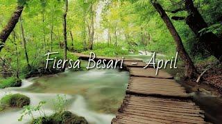Fiersa Besari - April | Indonesia Indie Lokal (lirics)