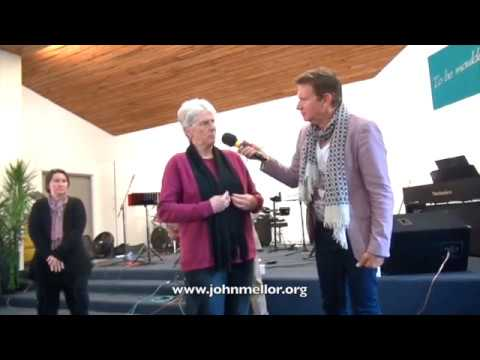 Painful Barrett's Esophagus symptoms leave after prayer - John Mellor Healing Ministry