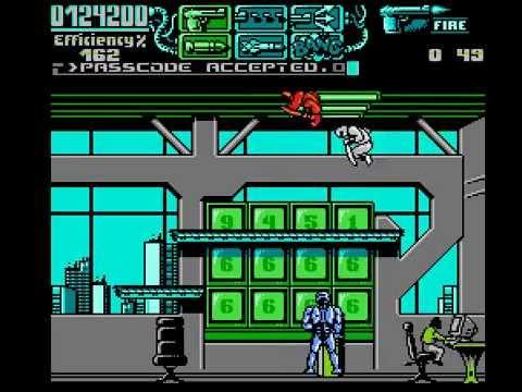 NES Longplay [403] RoboCop 3