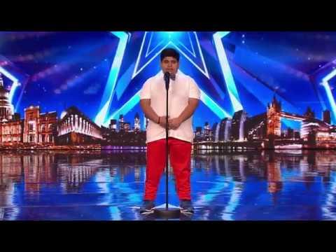 Indian Boy Akshat Singh Gets Golden Buzzer In Britain Got Talent : Akshat Singh From India