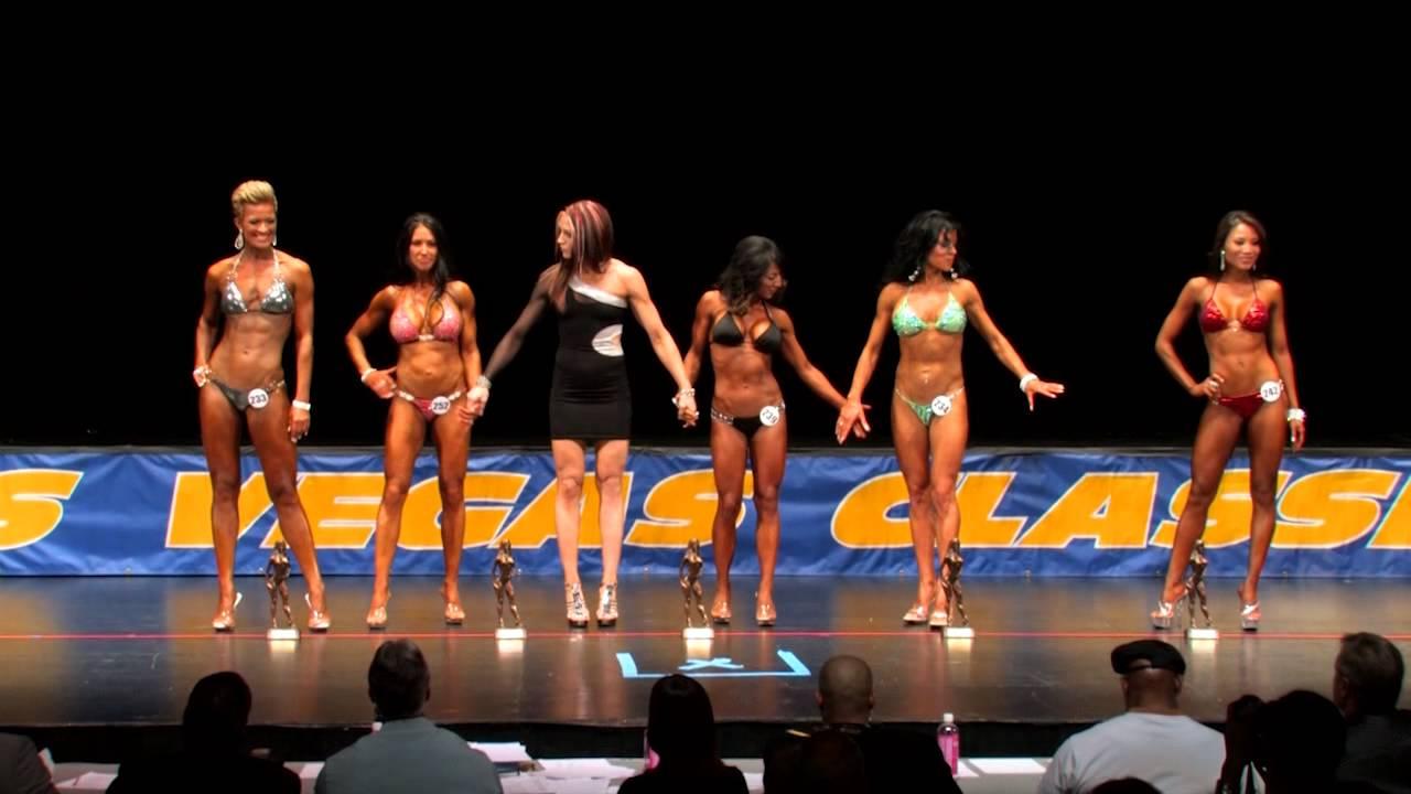 Bikini Finalist Sarah Ingmanson @ NPC Las Vegas Classic - YouTube
