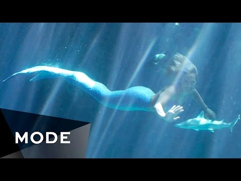 I'm a Professional Mermaid | My Life ★ Mode.com