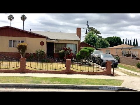 TDW 1443 - Eazy E House in Compton