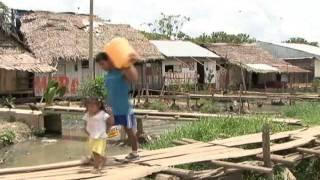 Condiciones de Riesgo de Desastres en Zonas Urbanas