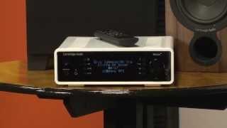 Cambridge Audio Minx Xi Digital Music System Video Review