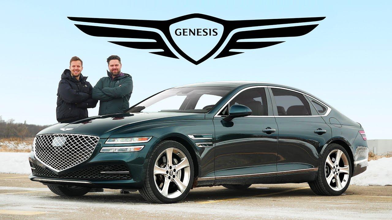Download 2021 Genesis G80 Review // $60,000 Mercedes Killing Machine