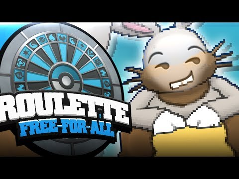 KEEP PLAYIN' G SEE WHAT HAPPEN. (ROULETTE 3.5 FFA)