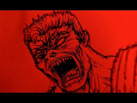 DOOMGUY GOES BERSERK (dragon slayer mod)